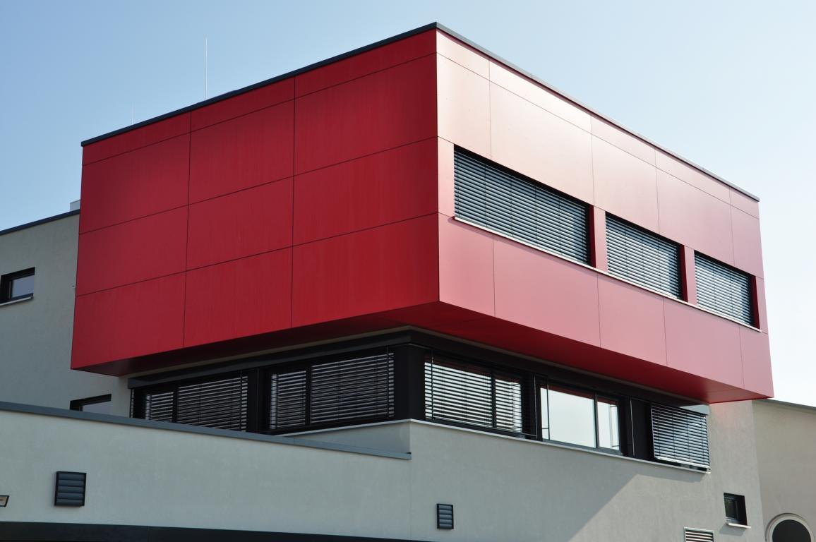 Erweiterungsbau Labor-/ Verwaltungsgebäude, Göttingen