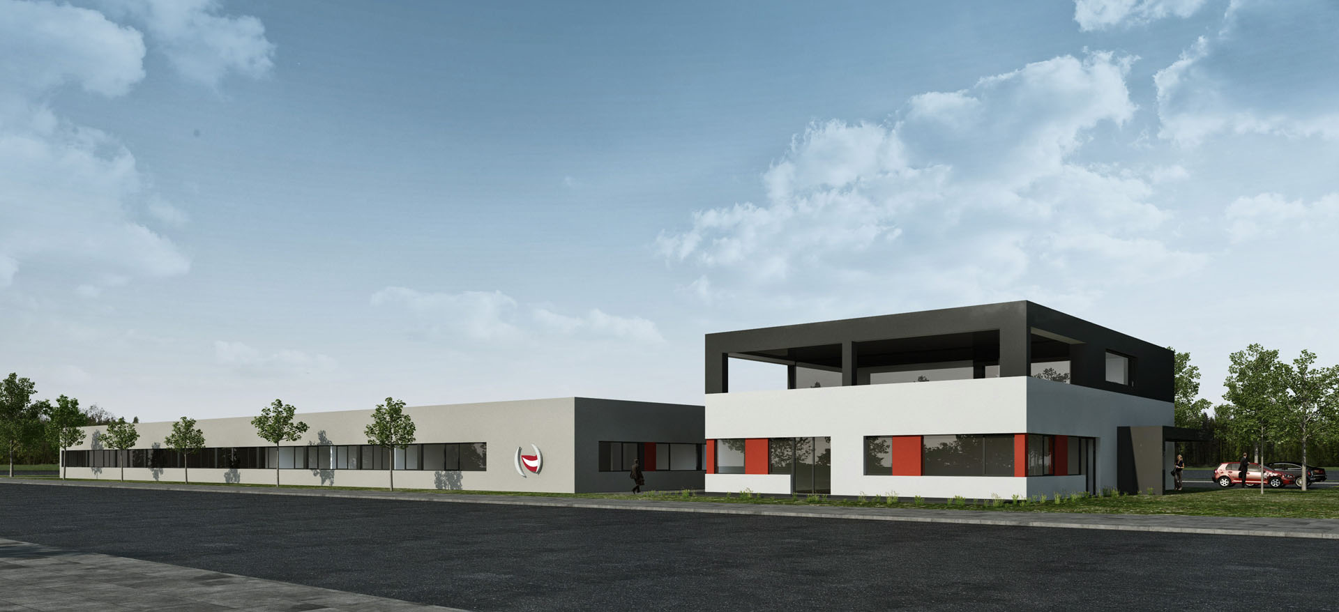 RUPPIN Zahntechnik – Neubau