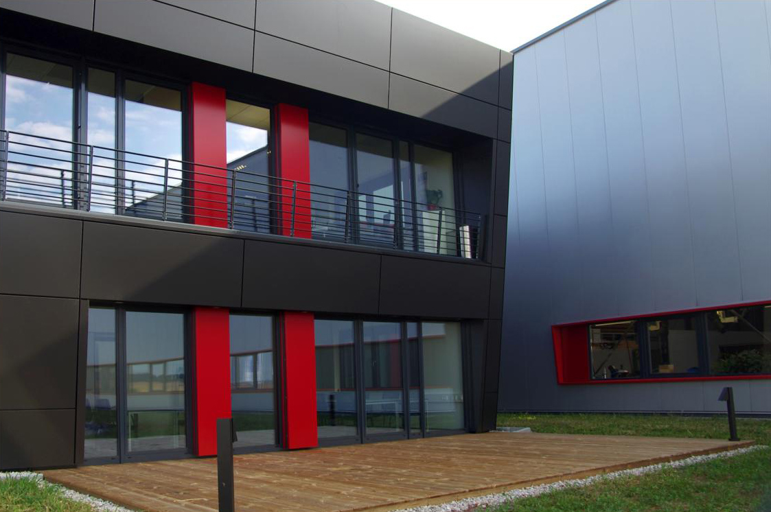 SCHRAG GmbH Neubau