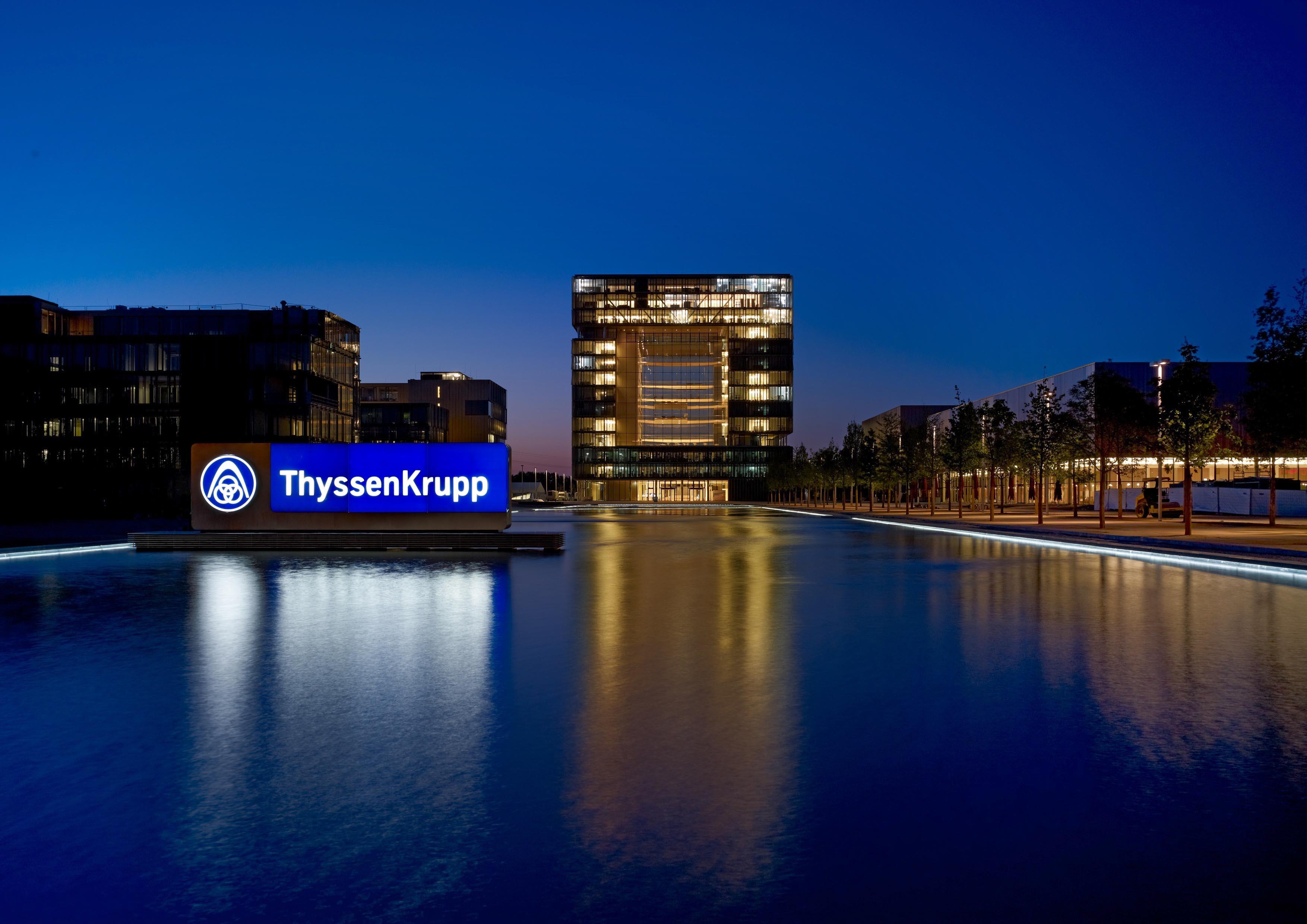 ThyssenKrupp Quartier, Essen